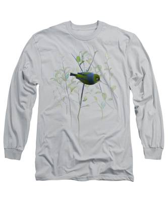 Silvereye Long Sleeve T-Shirt