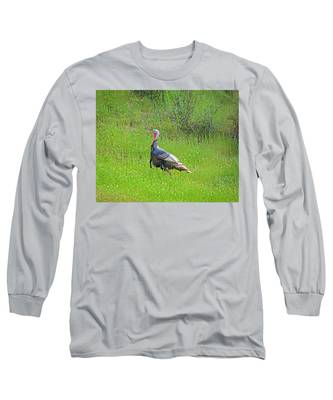 Spring Turkey Gobbler Long Sleeve T-Shirt
