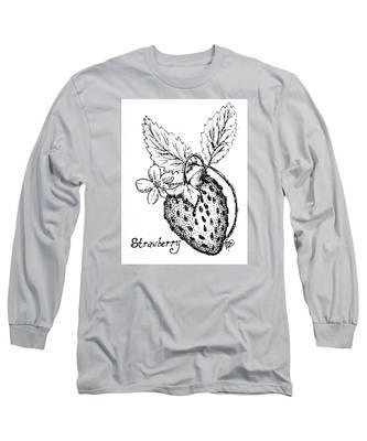 Strawberry Dreams Long Sleeve T-Shirt