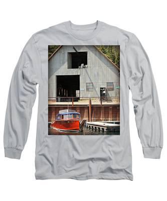 Thunderchick Long Sleeve T-Shirt