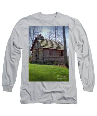 Tom's Country Church And School Long Sleeve T-Shirt