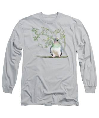 Wood Pigeon Long Sleeve T-Shirt