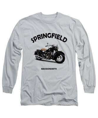 Indian Chief Long Sleeve T-Shirts