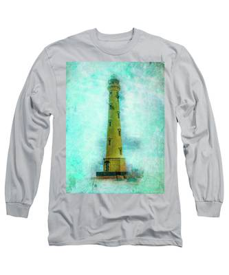California Lighthouse Aruba Long Sleeve T-Shirt