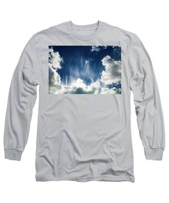 Cirrus Fibratus Long Sleeve T-Shirt