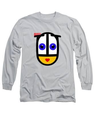 Famous Female Face Long Sleeve T-Shirt