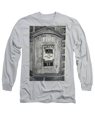 Firebox Long Sleeve T-Shirt