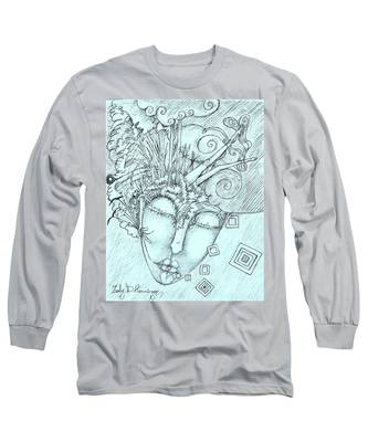 Head Over Heals Long Sleeve T-Shirt