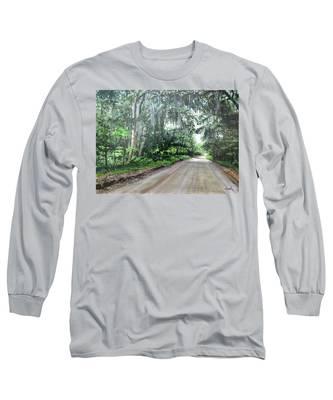 Island Road Long Sleeve T-Shirt