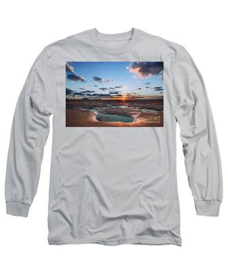 Llangennith Beach Long Sleeve T-Shirt