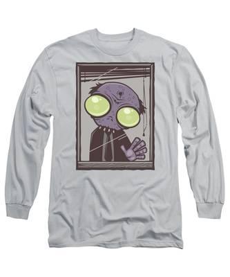 Window Long Sleeve T-Shirts