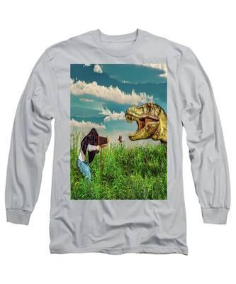 Wildlife Photographer  Long Sleeve T-Shirt