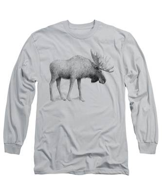 Snow Long Sleeve T-Shirts