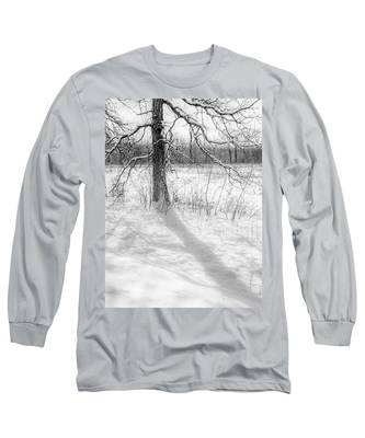 Winter Simple Long Sleeve T-Shirt