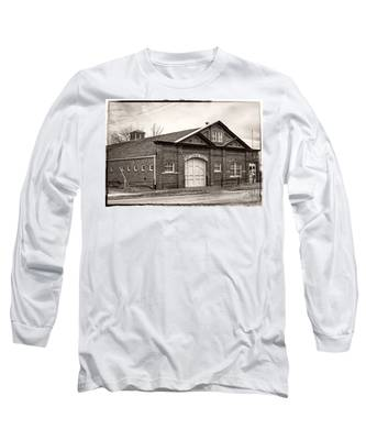 Pony Express Stables Long Sleeve T-Shirt