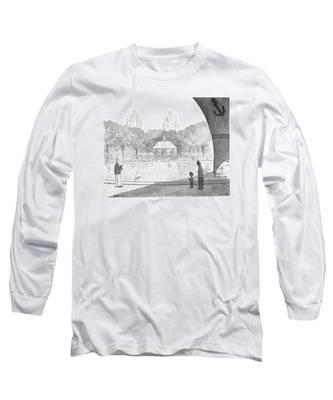 New Yorker April 25th, 2005 Long Sleeve T-Shirt