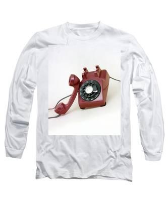 An Old Telephone Long Sleeve T-Shirt