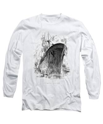 Are We Right For The St. Lawrence Seaway? Long Sleeve T-Shirt