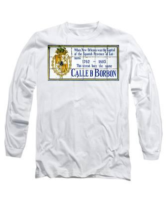 Calle D Borbon Long Sleeve T-Shirt