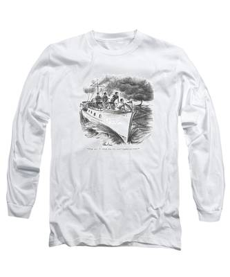 Dear Me! To Think That This Could Happen In 1940! Long Sleeve T-Shirt