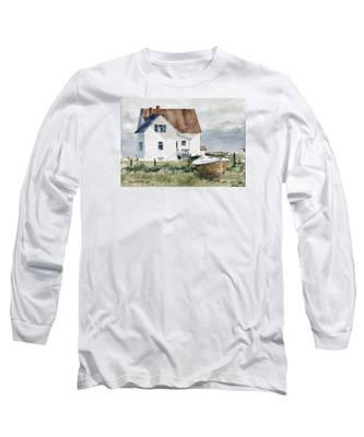 Morning Sunlight Long Sleeve T-Shirt