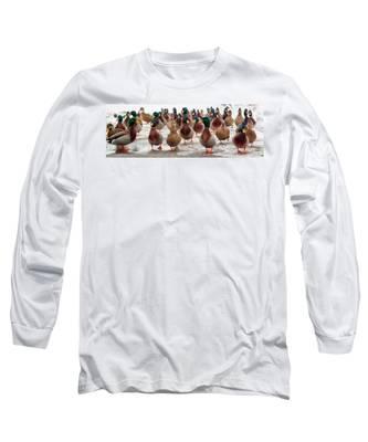 Duckorama Long Sleeve T-Shirt