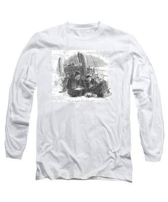 How Do You Spell That Word 'ennui' ? Long Sleeve T-Shirt