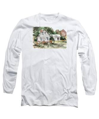 Maine Sunshine Long Sleeve T-Shirt