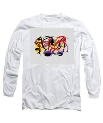 Moment Captured In Time Long Sleeve T-Shirt