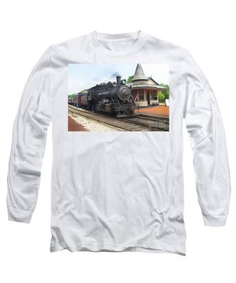 New Hope Station Long Sleeve T-Shirt