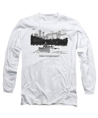 New Yorker August 8th, 1994 Long Sleeve T-Shirt