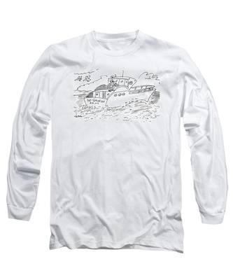 New Yorker February 28th, 1994 Long Sleeve T-Shirt
