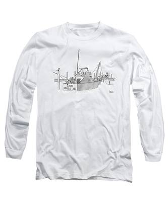 New Yorker July 11th, 1988 Long Sleeve T-Shirt