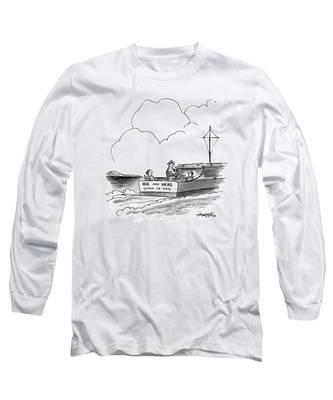 New Yorker June 23rd, 1997 Long Sleeve T-Shirt