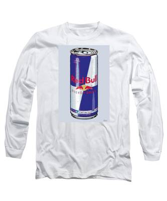 Red Bull Ode To Andy Warhol Long Sleeve T-Shirt