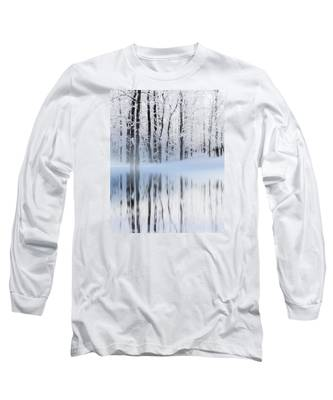 Reflection On A Dream Collingwood, On Long Sleeve T-Shirt
