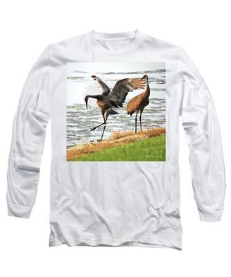 Showoff Long Sleeve T-Shirt