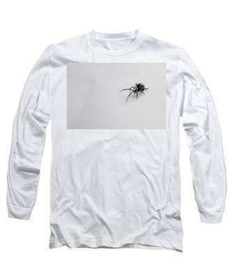 Southern Black Widow Spider Long Sleeve T-Shirt
