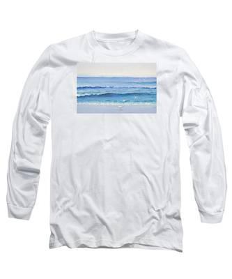 Summer Seascape Long Sleeve T-Shirt