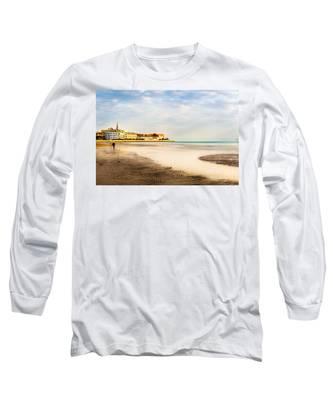 Take A Walk At The Beach Long Sleeve T-Shirt