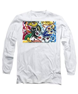 That Which Remains Unseen Long Sleeve T-Shirt