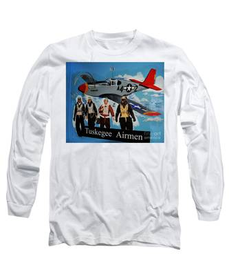 Leon Hollins Long Sleeve T-Shirts