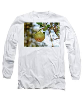 Pear Long Sleeve T-Shirt