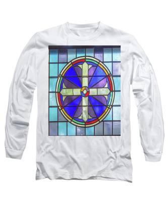 Saint Anne's Windows Long Sleeve T-Shirt
