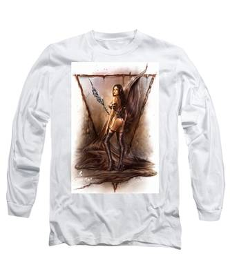 About Elves And Steel  Long Sleeve T-Shirt