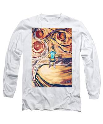All Around Me Long Sleeve T-Shirt