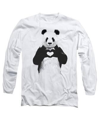 Grunge Long Sleeve T-Shirts