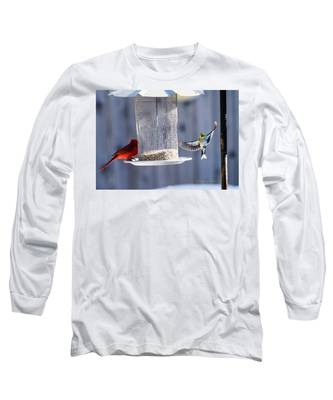 American Goldfinch Inbound Long Sleeve T-Shirt