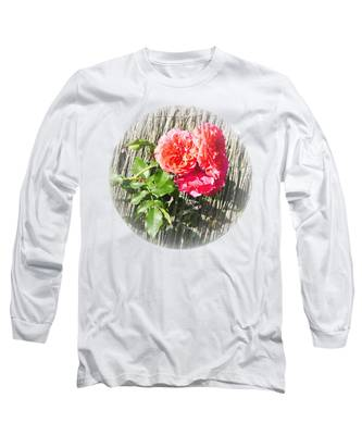 Floral Escape Long Sleeve T-Shirt