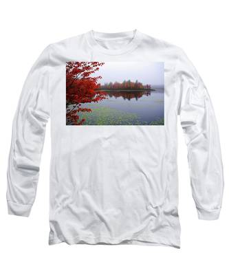 Autumn On The Bellamy Long Sleeve T-Shirt